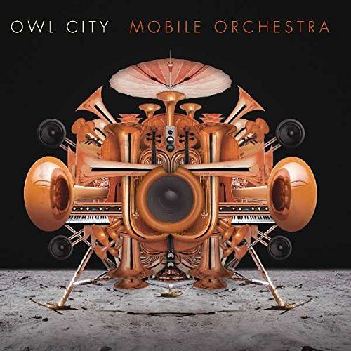 Mobile Orchestra Album Cover