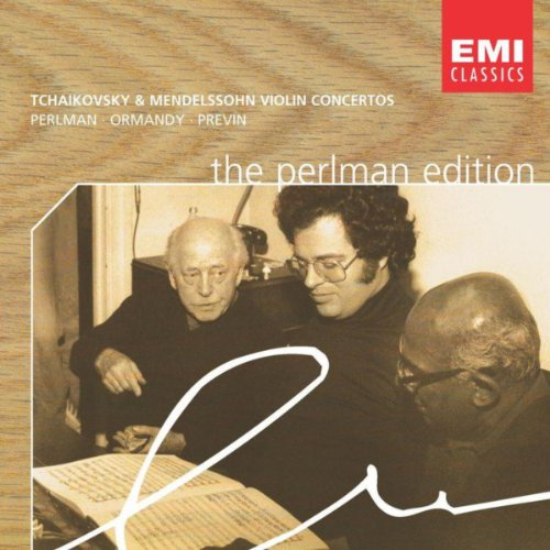 Tchaikovsky/Mendelssohn: Violin Concertos