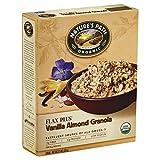Nature's Path Flax Plus Vanilla Almond Granola - 11.5 oz