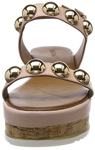 Women's Inuovo Ankle Pink Sandals 12285951 8825 Blush Strap dqZgnBq