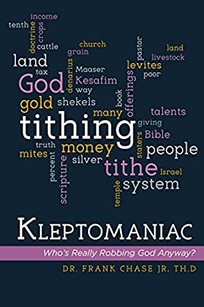 Kleptomaniac Who's Really Robbing God Anyway?