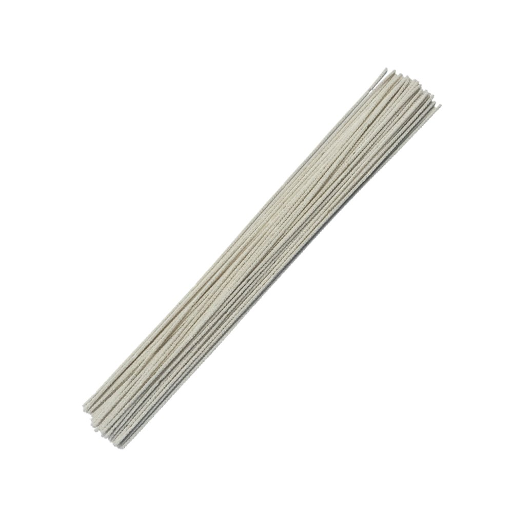 Gas Tube Pipe Cleaners, 20-inches Long, 50 Pack,Great Pipeline Cleaning Cleaning Pipe, Flexible, Robust, Reliable in Quantity and Length, Clean up All Small Pipes and Corners. (20-inches) by MARKETTY