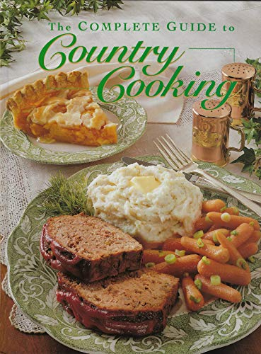 Country Stitch Magazine - The Complete Guide to Country Cooking (Taste of Home)