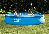 "Intex 15' x 33"" Easy Set Above Ground Swimming"