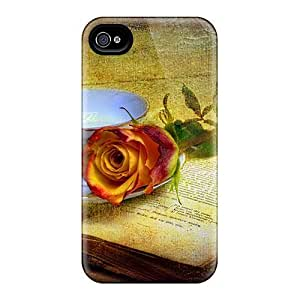 Pink Rose Diy For SamSung Galaxy S5 Mini Case Cover Funny Lovely Best Cool Customize White Cover