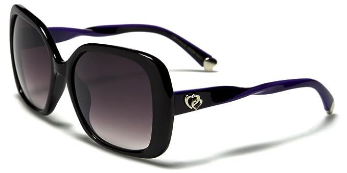 Romance ® Gafas de Sol - Nueva Temporada Butterfly Estilo Gafas - Heart Logo (Logo Corazón) Season 2014 / 2015 Sunglasses