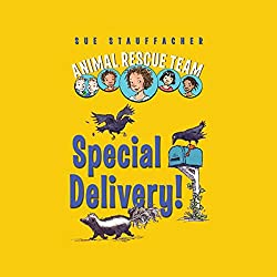 Animal Rescue Team: Special Delivery!, Book 2