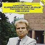 Beethoven: Piano Sonatas Nos. 5, 10, 19 & 20