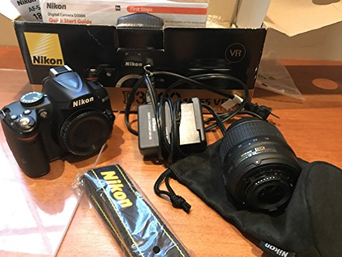 Nikon D3000 10MP Digital