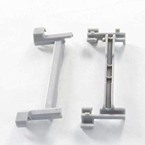 Fisher & Paykel OEM 524147 Fisher Paykel KIT CLIP FRONT/BACK PA