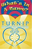 What's in a Name?, Turner Stimpson, 1886057737