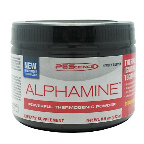 PEScience Alphamine Strawberry Pina Colada 84 Scoops