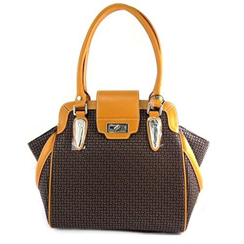 Bag 'Ted Lapidus'marrone.