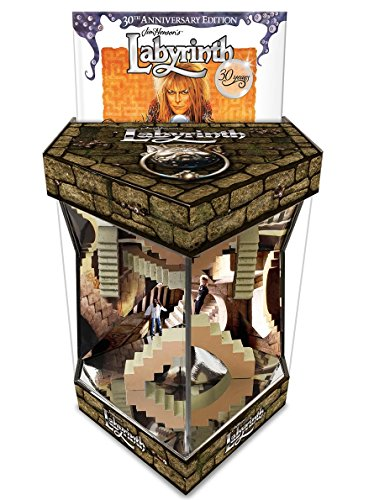 Labyrinth: 30th Anniversary Collector's Edition [Blu-ray] Anniversary Collectors Set