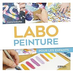 """Afficher """"Labo peinture pour les enfants"""""""