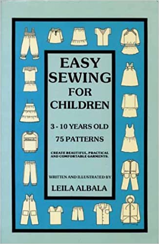 Easy Sewing for Children