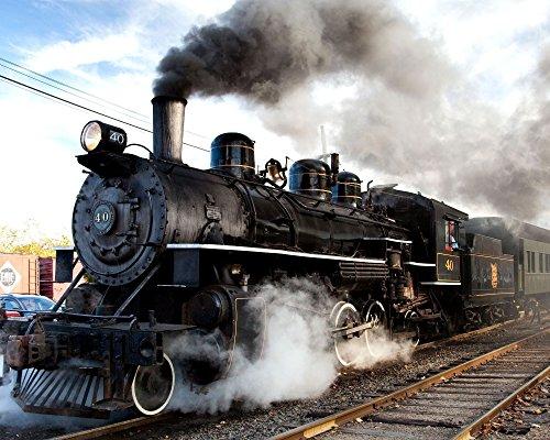 Poster Photo Train - 5