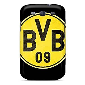 Durable Borussia Dortmund Back Case/cover For Galaxy S3