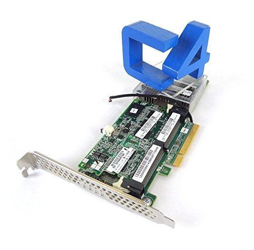 HP 726821-B21 - 726821-B21 HP SMART ARRAY P440/4GB FBWC 12GB 1-PORT INT SAS CONT