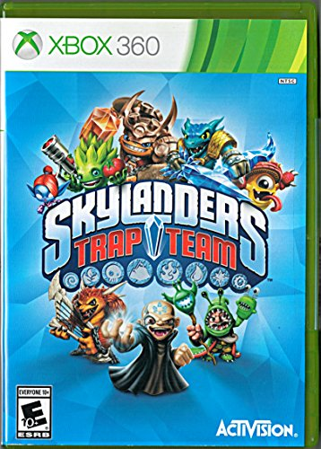 Skylanders: Trap Team (Game Only) (Xbox 360)