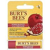 Burt's Bees Pomegranate 100% Natural Lip Balm, 4.25g