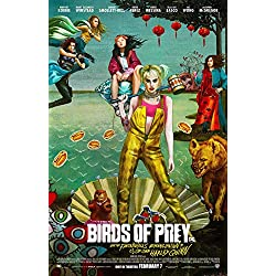 518b8tIp3HL._AC_UL250_SR250,250_ Harley Quinn Birds of Prey Posters