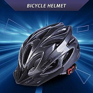 Cosye Nouveau Casque de Cyclisme vélo Hoverboard Unisexe Cycle Casques Protecteur Casque de vélo réglable Multi Couleur Casque
