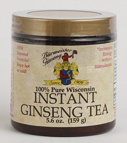 Burmeister Ginseng, American Ginseng Instant Tea by Burmeister Ginseng