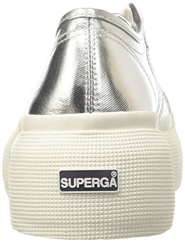 Silver 2287 Superga Donna Cotmetw Sneaker Grey XdBqxZBU