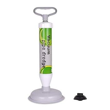 Xrexs Abflussreiniger Toiletten Luftstossel Leistungsstarker Abfluss