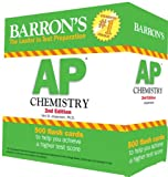 Barron's AP Chemistry Flash Cards, 2nd Edition