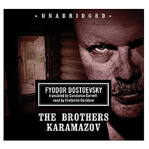 The Brothers Karamazov  Hörbuch