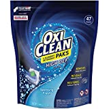 oxy clean detergent pods - OxiClean High Def Clean Sparkling Fresh Laundry Detergent Paks, 47 Count