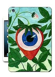 Xiu Fan Customized Strawberry and Eye Case for ipad mini