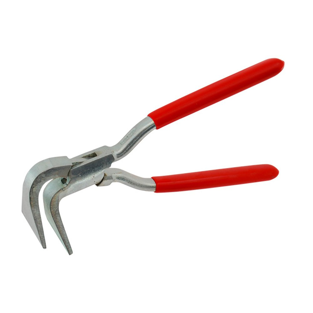 Stubai 282201NR Tinsmith's seaming pliers ''Nirolook'' bending angle 90° with box joint 60mm by Stubai