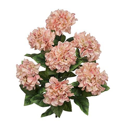 Artificial-20-Hydrangea-Bush-Set-of-6-Bushes