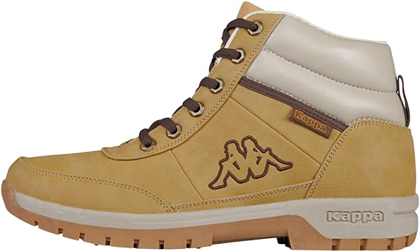 SOLDES Kappa Bright Mid Light 242075-4141 des Rangers Boot Bottes Camel