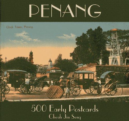 Penang 500 Early Postcards