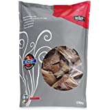 Weber 17056 Hickory Wood Chunks, 5-Pound