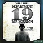 Department 19: Die Mission | Will Hill