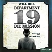 Department 19: Die Mission   Will Hill