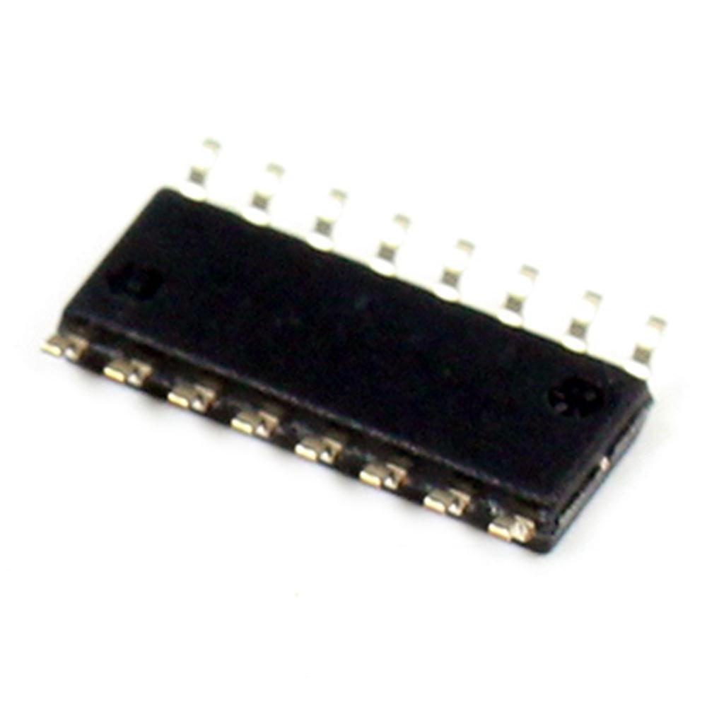 10 pieces IC MULTIPLEXER DUAL 4X1 16SOIC