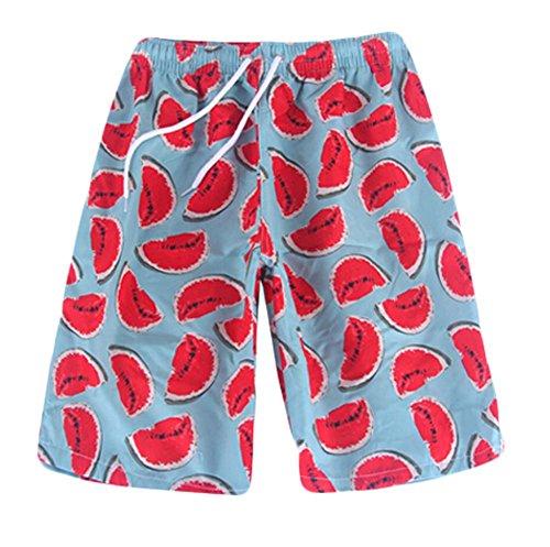 Schnelles Trockenbrett Kurzes Schwimmen Bade-Shorts Bunte farben