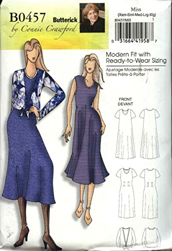 Butterick B0457 Connie Crawford Dress