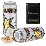 Rockstar Sugar Free Diversion Safe Stash Can w
