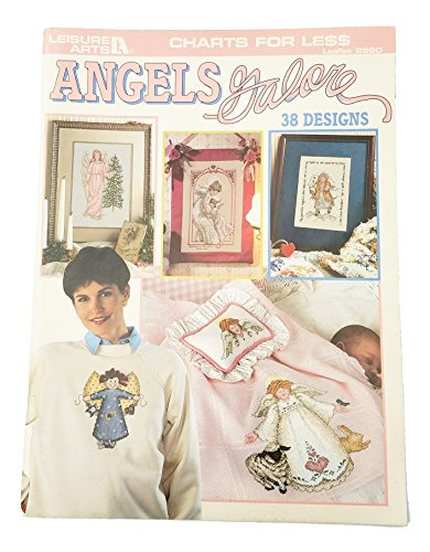 Angels Galore Counted Cross Stitch (Angel Chart)