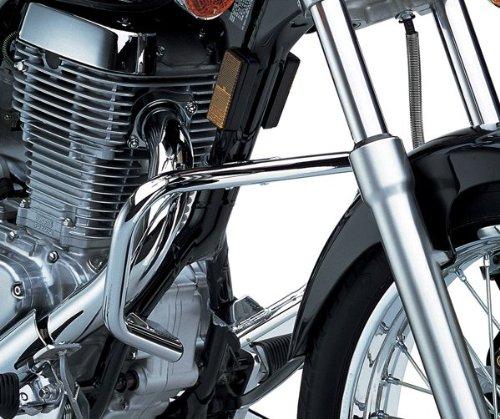 Suzuki 990A0-73001 Chrome Engine Guard Set by Suzuki (Image #1)