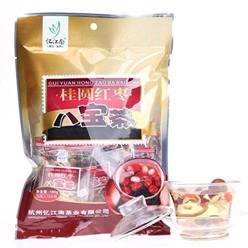 (180g Ba Bao Cha 15gx12 Bags Chinese Natural Organic Flora Herbal Tea)