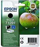 Epson T1291 Cartouche d'encre d'origine Durabrite Ultra Noir