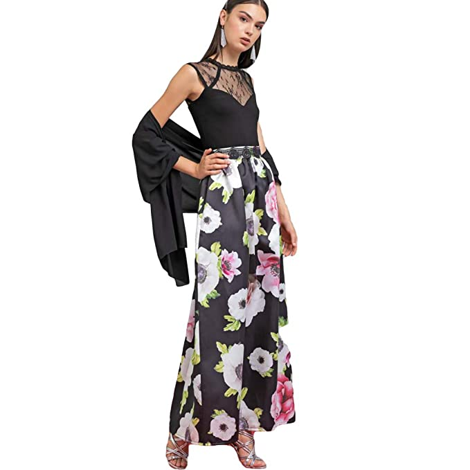 prezzo ridotto grandi affari Nuova ARTIGLI Gonna AC0199192 AS7002 Donna Fantasia 46: Amazon.it ...